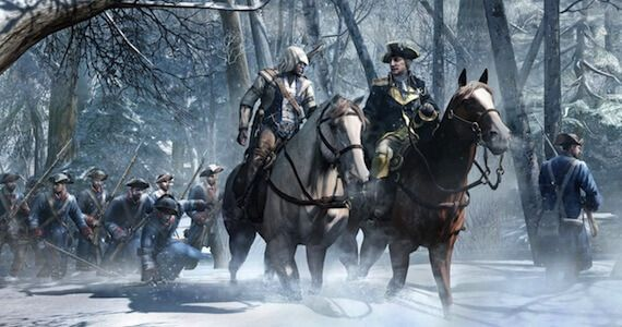 Second Major Assassin S Creed 3 Update Fixes Nagging Problems