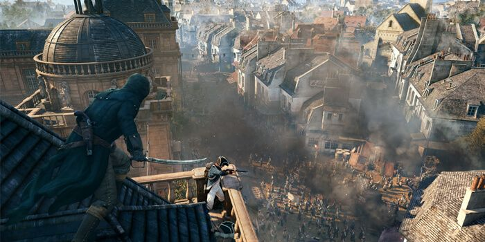 Assassin's Creed Unity' Locked at 900p and 30fps on PS4