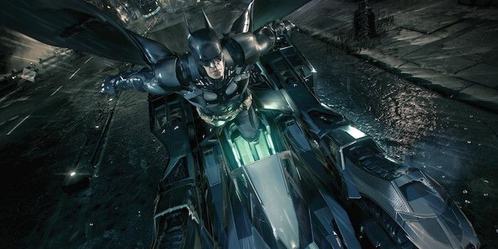 Batman Arkham Knight Patch Fixes Ps4 Leaderboards Game Rant
