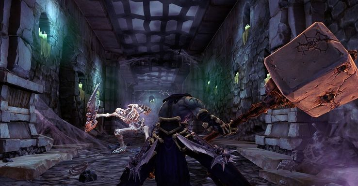 Darksiders 2' Review   Game Rant