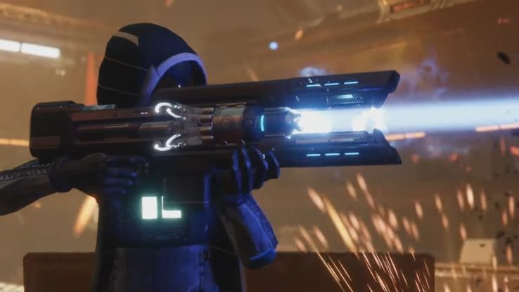 Every New Exotic Included with Destiny 2: Forsaken | Game Rant