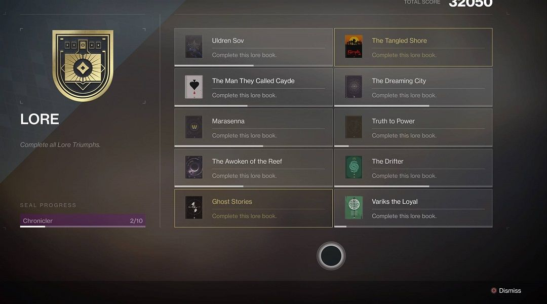 Destiny 2: Where to Find the Books for the Chronicler Title