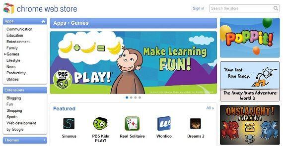 Google Opens Chrome Web Store | Game Rant