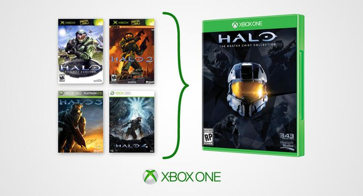 Halo: The Master Chief Collection' Will Include Forge Mode and