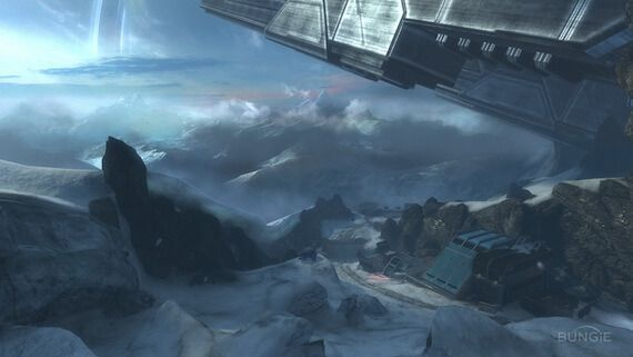 Halo: Reach' Map Pack Adds Three New Maps, Releases Next Month