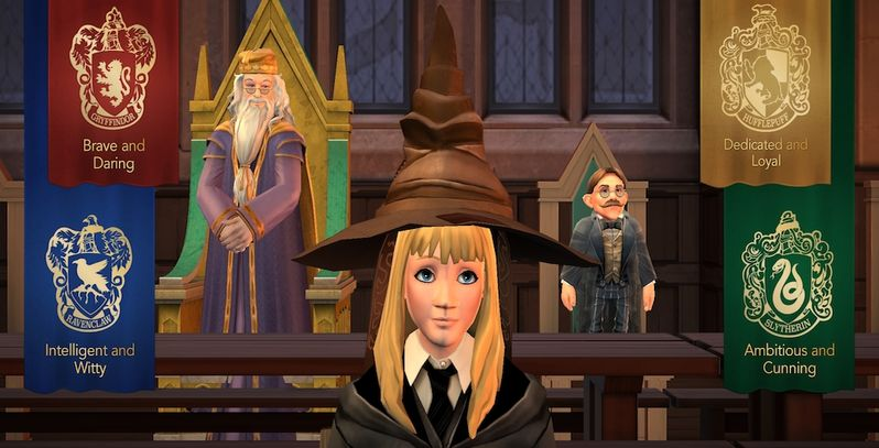 Harry Potter: Hogwarts Mystery Adds House-Themed Rewards