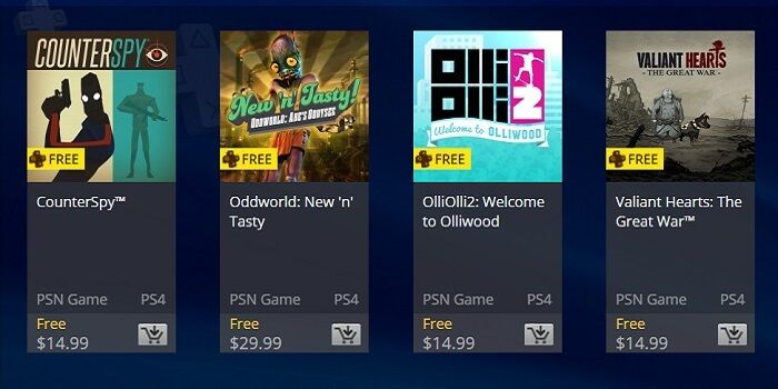 Sony Unveils Free PS Plus Games for March 2015 | Game Rant