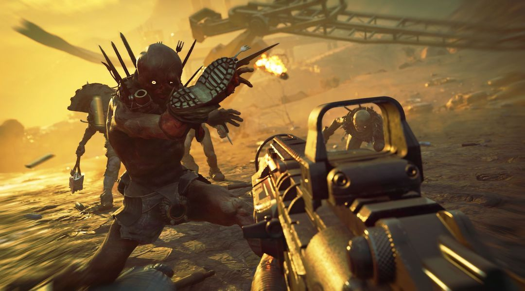 Rage 2 Skipping Steam, Exclusive to Bethesda Launcher | Game Rant