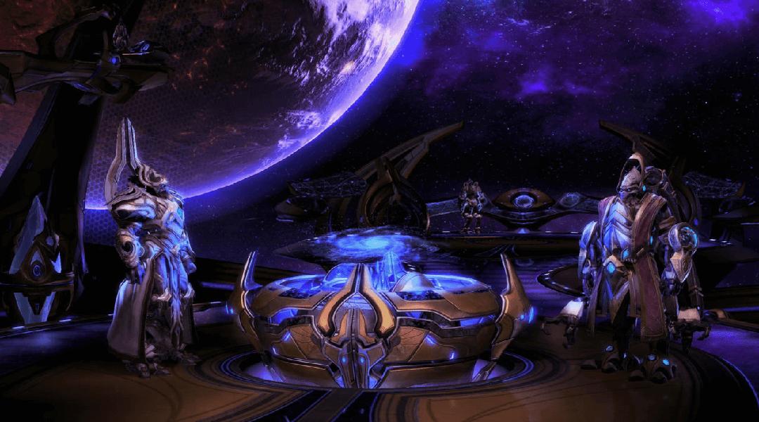 Starcraft 2 release date