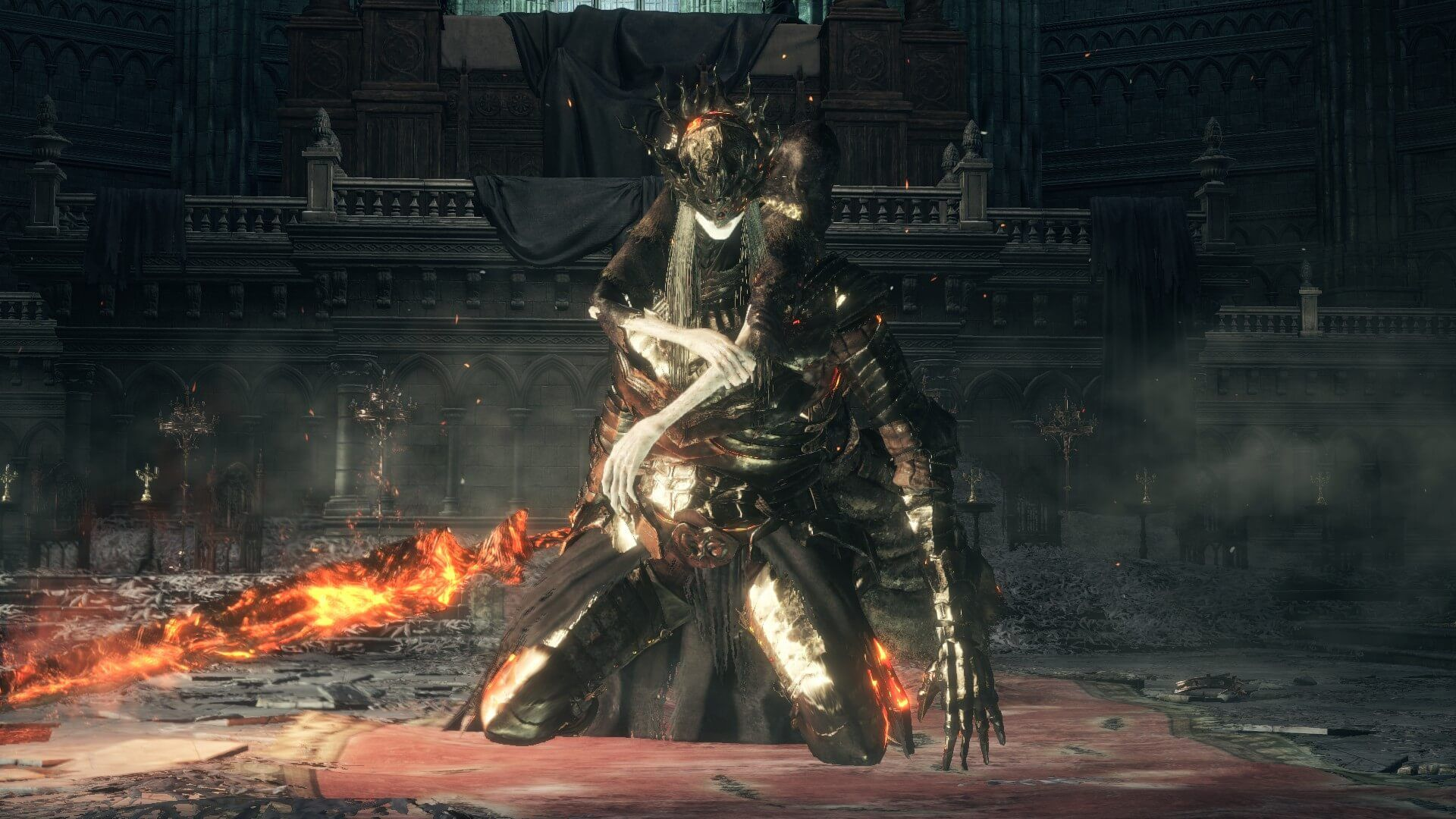 Dark Souls 3 Guide: How to Beat the Twin Princes Easily