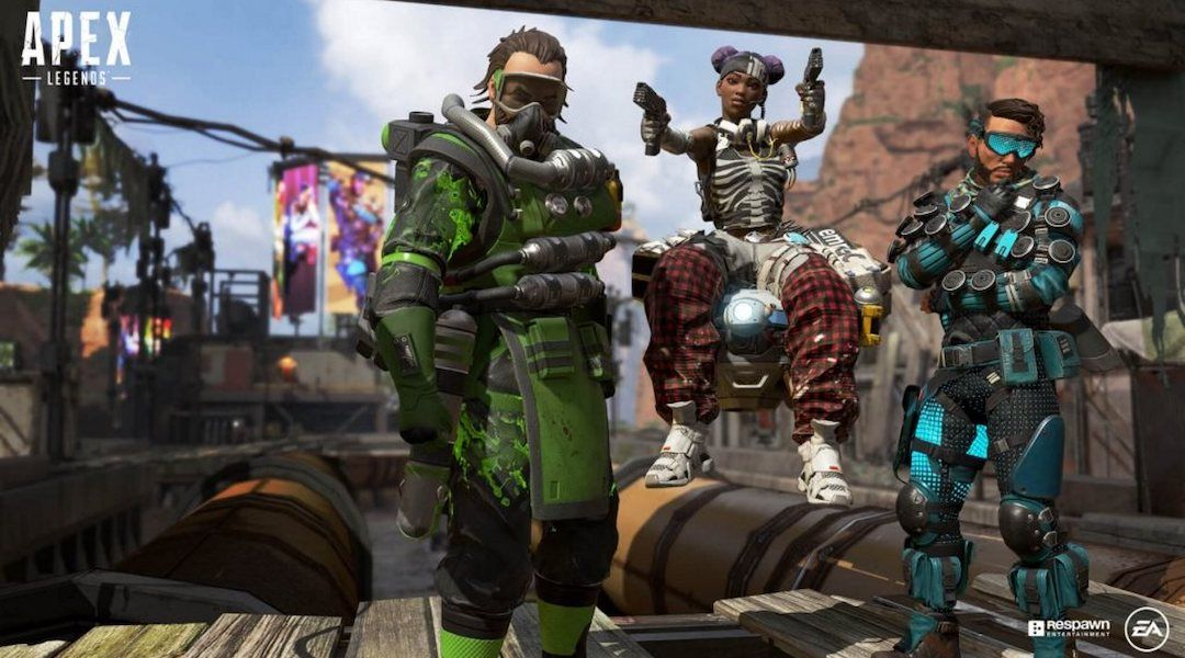 Apex Legends Has Worse Netcode than Fortnite and PUBG | Game