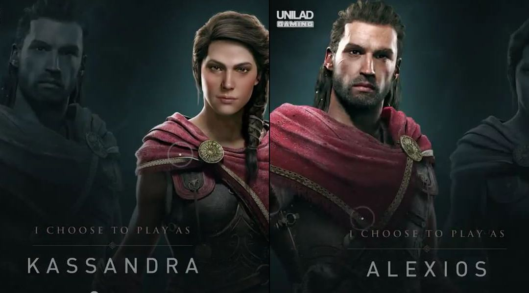 Assassin S Creed Odyssey Release Date And Character Details