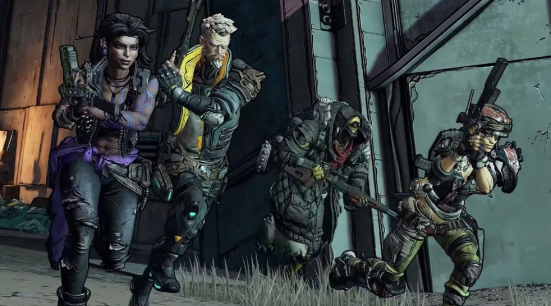 Borderlands 3 Could be an Epic Store Exclusive | Game Rant