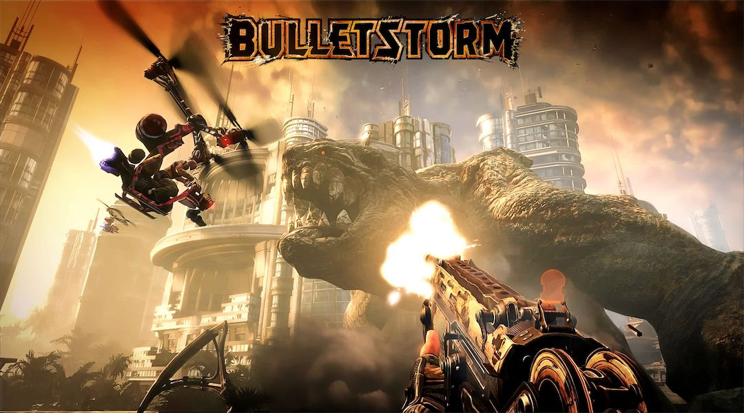 Bulletstorm developer People Can Fly working on new AAA