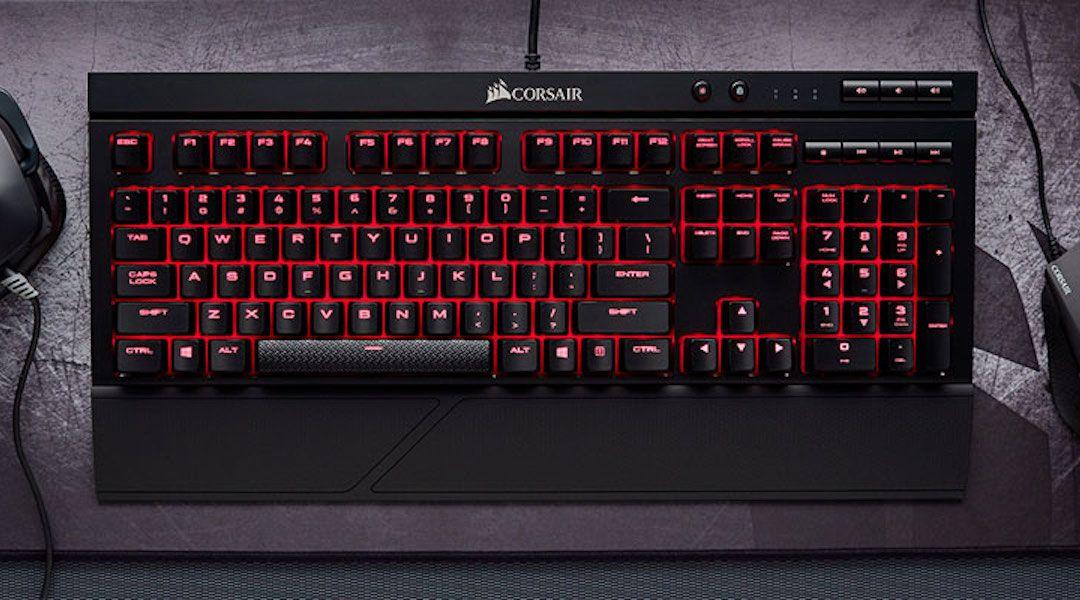 Corsair K68 Mechanical Gaming Keyboard Review | Game Rant