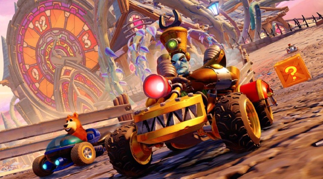 Crash Team Racing Nitro-Fueled: How to Unlock All Characters