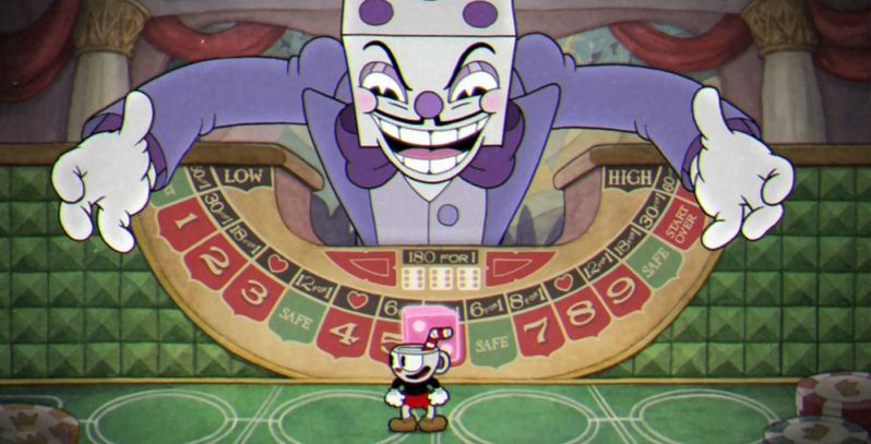 Cuphead Guide: How to Beat King Dice | Game Rant