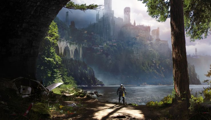 Incredible Destiny 2 Concept Art Shows Planets, Creatures, and More