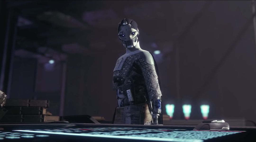 Destiny 2: How to Complete the Mysterious Datapad Quest