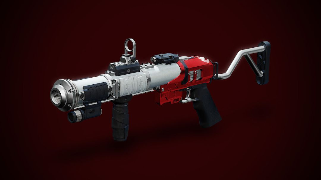 Destiny 2: How to Get The Mountaintop Grenade Launcher