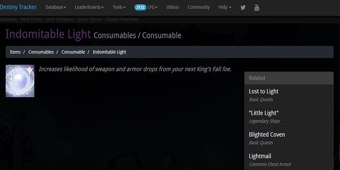 Destiny Consumables Will Include Better Loot Drops & More