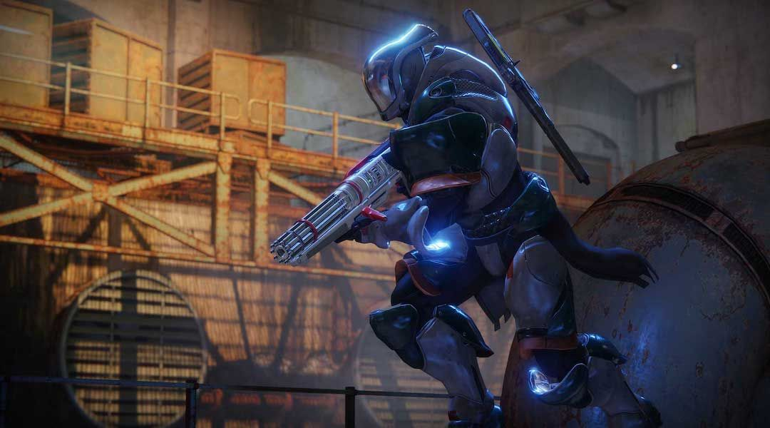 Destiny 2 Will Nerf Titan Skating in Future Update | Game Rant