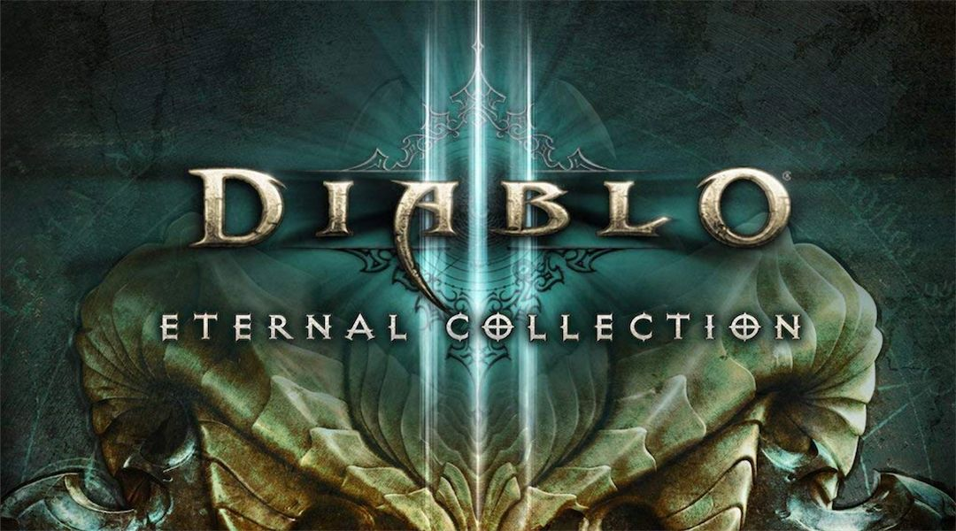 Diablo 3: Eternal Collection Coming to Switch   Game Rant