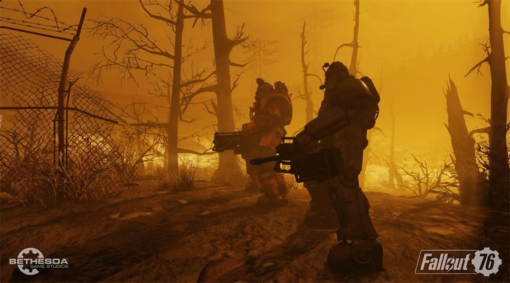 Fallout 76 Update to Fix Item Duplications, Reduce Server