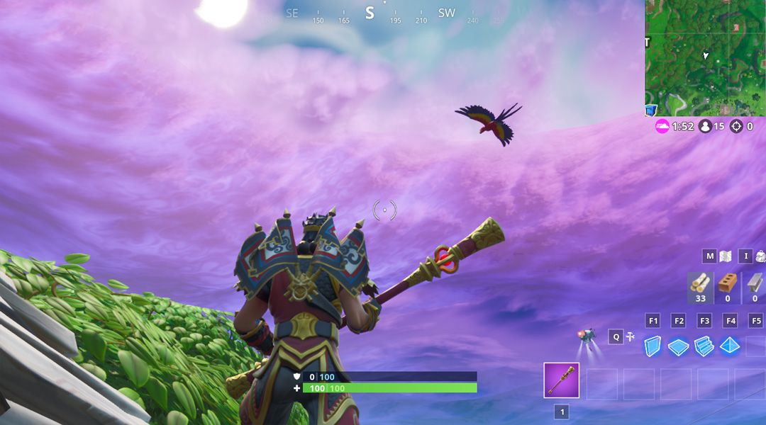 Fortnite Pc Location Fortnite Fortbyte 11 Location And How To Get It Game Rant