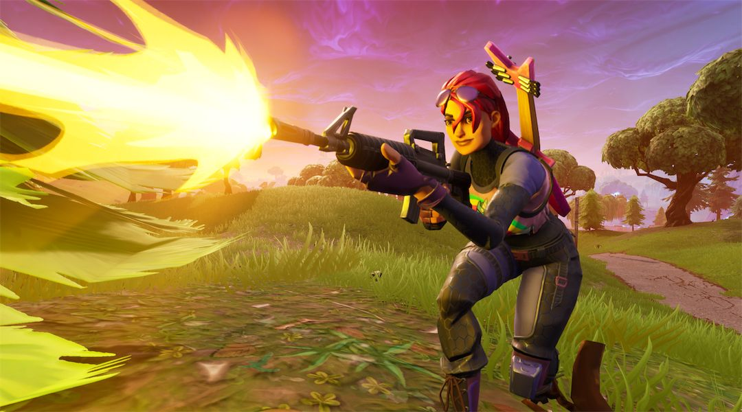 Fortnite Making a Major Change to Mouse and Keyboard Matchmaking