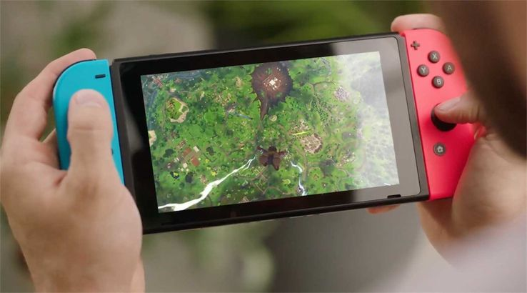 Epic Explains Why Fortnite On Switch Removed Video Capture Feature