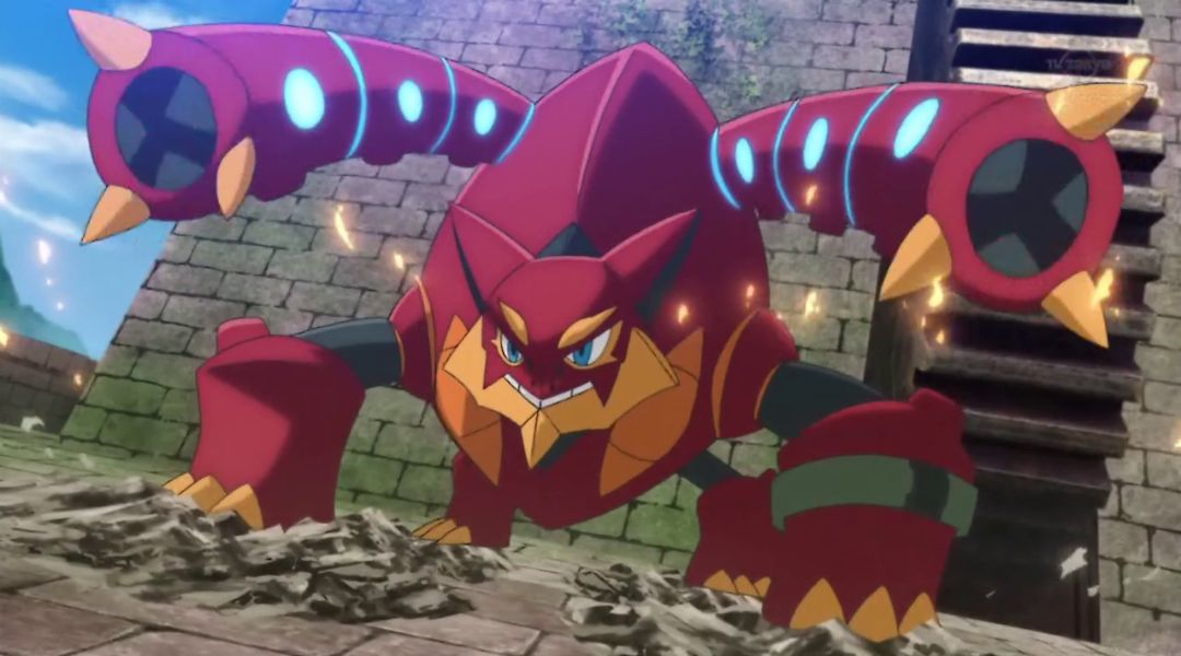 Mythical Pokemon Volcanion Download Codes Hit GameStop and GAME