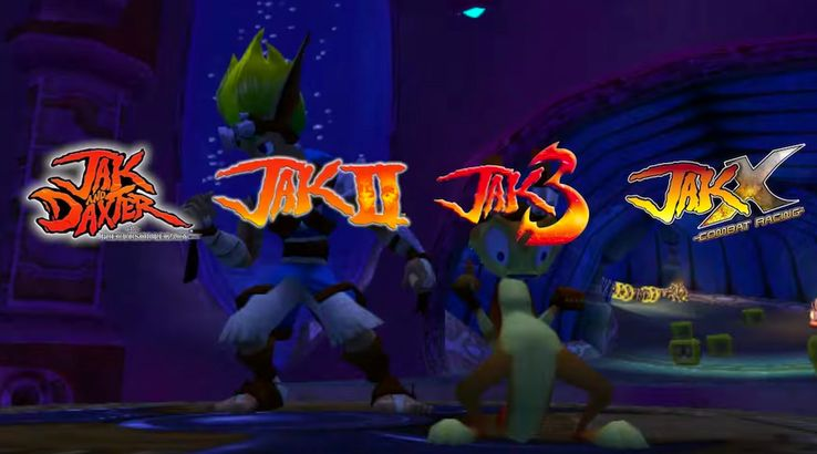 Jak and Daxter Trilogy HD Remasters Coming to PS4   Game Rant