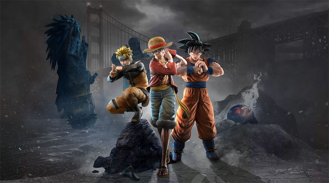 Jump Force's First DLC to Come This May | Game Rant