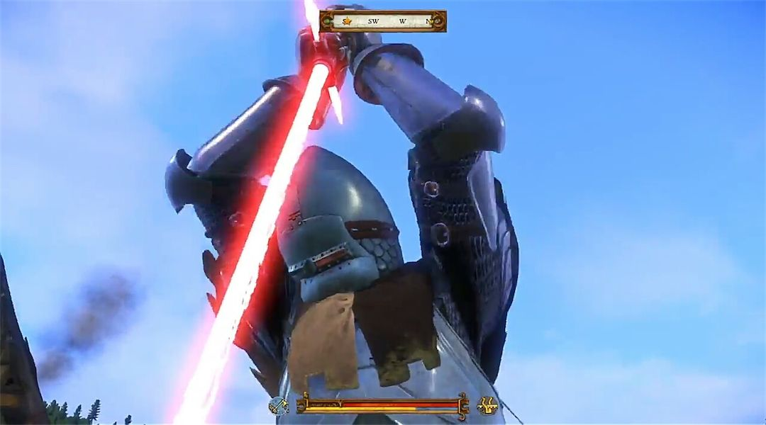 Kingdom Come: Deliverance Mod Adds Lightsabers | Game Rant