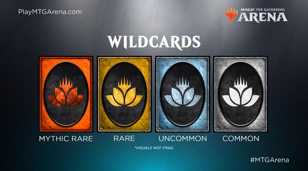 Magic Arena: How To Redeem And Use Wildcards | Game Rant