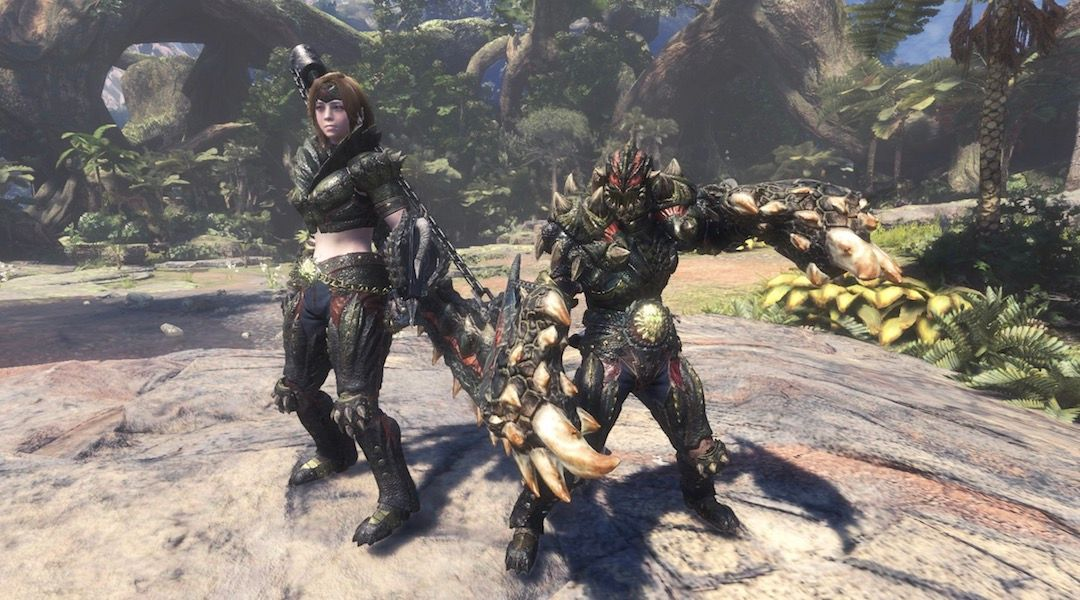 Monster Hunter World Details Weapon Buffs and Nerfs for Spring Update