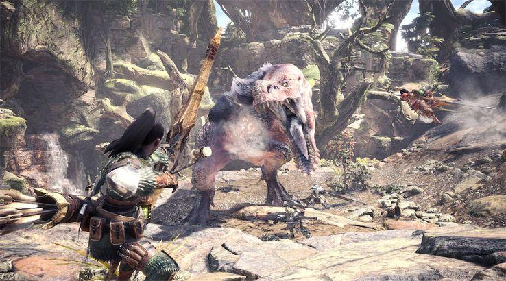 Monster Hunter World Gets Steam Workshop Support for Mods