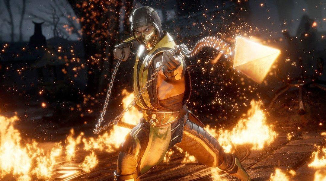 Mortal Kombat 11: Scorpion Combos for Big Damage | Game Rant