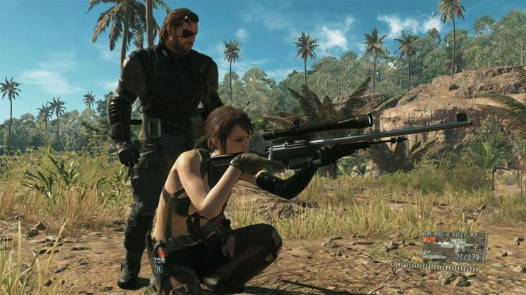 Metal Gear Solid 5 Guide: How to Get the Infinity Bandana