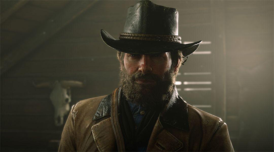 Red Dead 2 How To Grow Arthur S Beard And Hair Fast Game Rant