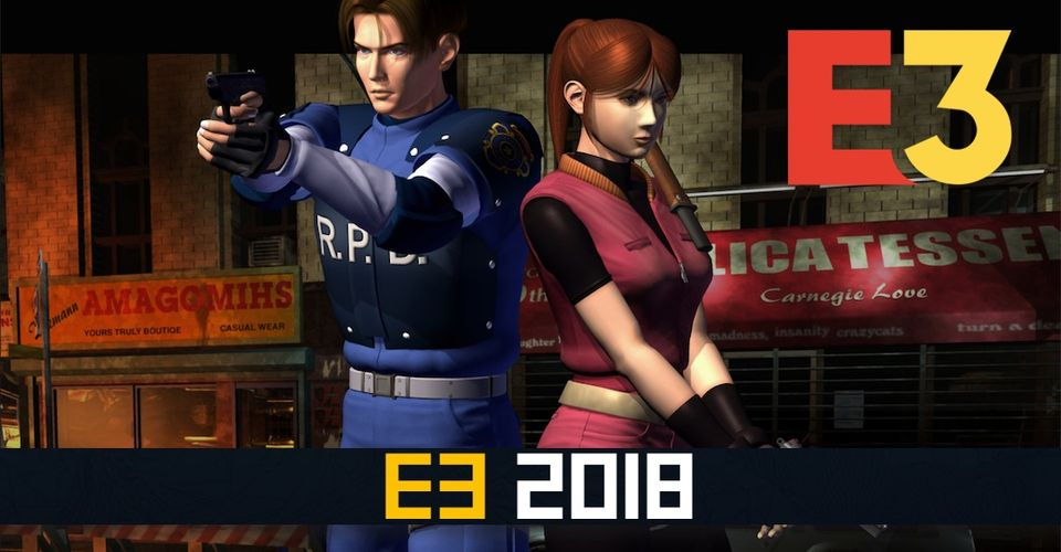 Resident Evil 2 Has Separate Campaigns For Leon And Claire