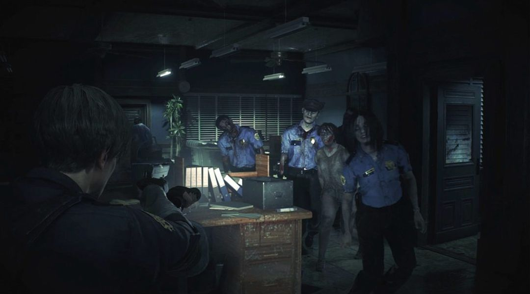 Resident Evil 2 Will Have Optional Auto-Aim Mode | Game Rant
