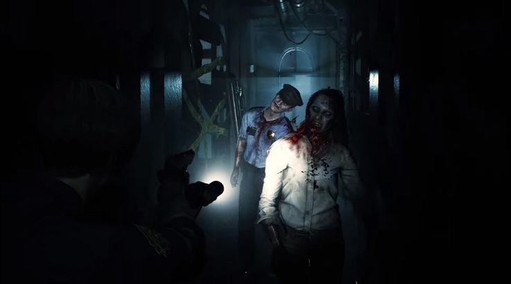 Resident Evil 2 Remake Uses Over-the-Shoulder Camera Like RE4