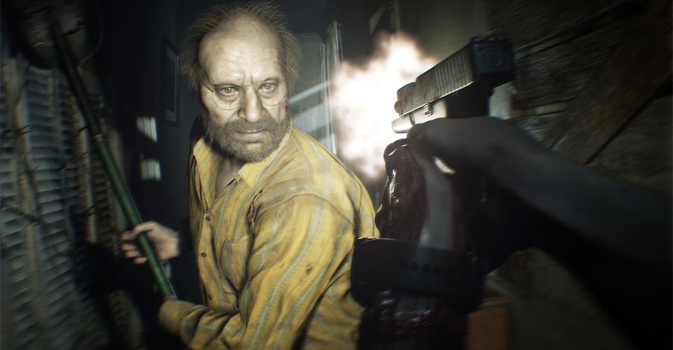 Resident Evil 7 Guide How To Beat The Garage Boss Fight