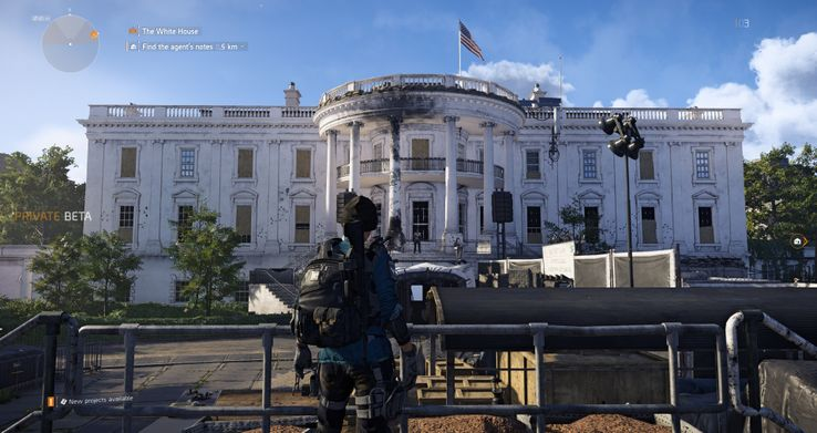 The Division 2 Beta: How to Prevent Delta Errors | Game Rant