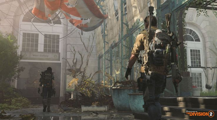 Division 2: Find Every Collectible and Item with Interactive Map