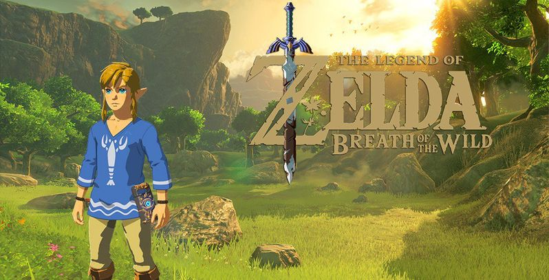 Legend of Zelda: Breath of the Wild News Channel Will Gift Items