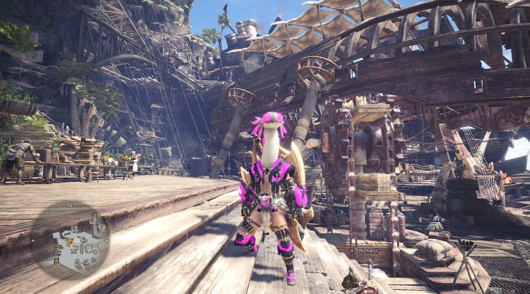 Monster Hunter World: How to Get the Wiggler Helm | Game Rant