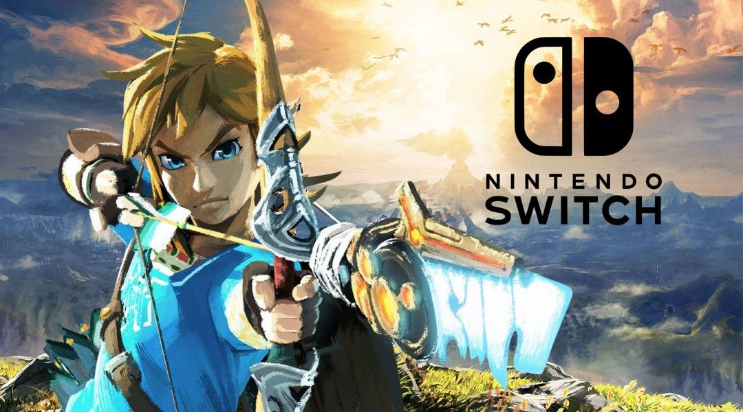 Zelda: Breath of the Wild DLC File Size on Switch and Wii U